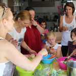 Makrobiotikus főzőkurzus gyerekekkel 1