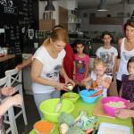 Makrobiotikus főzőkurzus gyerekekkel 3