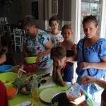 Makrobiotikus főzőkurzus gyerekekkel 13