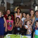 Makrobiotikus főzőkurzus gyerekekkel 32