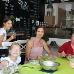 Makrobiotikus főzőkurzus gyerekekkel 36