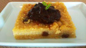 Köleskoch – gluténmentes csemege