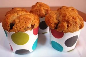 Muffin alaprecept