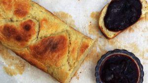 A tökéletes foszlós fonott kalács receptje – egyszerűbb, mint gondolnád!