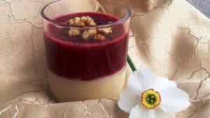 Édes meggyes köleskrém recept