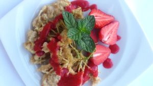 Rántott bodzavirág recept