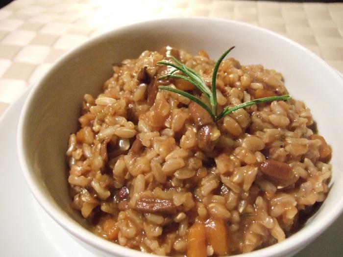 barna rizs főzése
