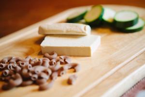 makrobiotika tofu