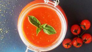 makrobiotikus fűszeres házi ketchup